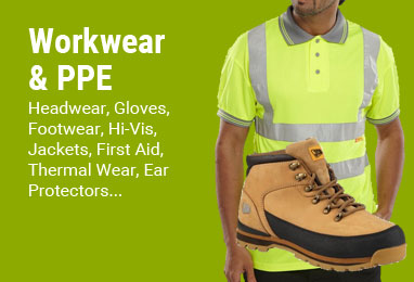 Workwear & PPE products