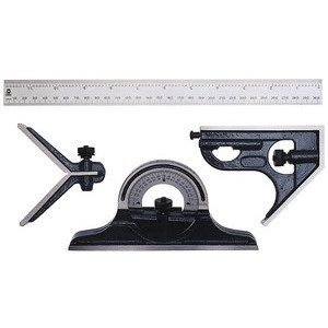 Combination and Protractor Sets