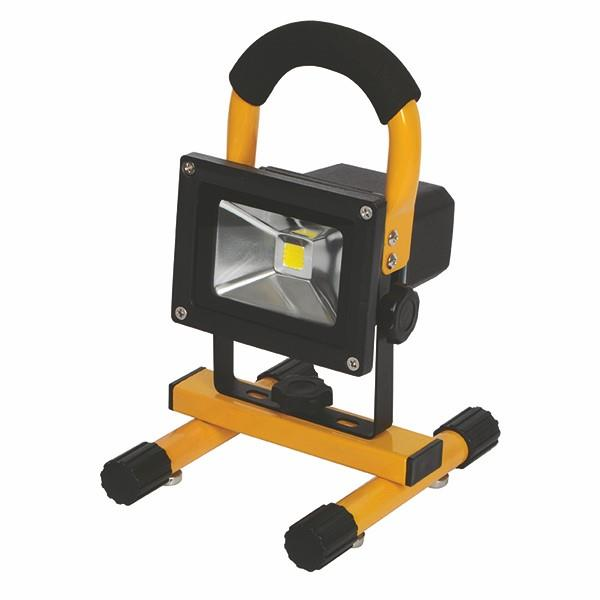 CK T9710R Ceka 10W Led Rechargeable Flood Light