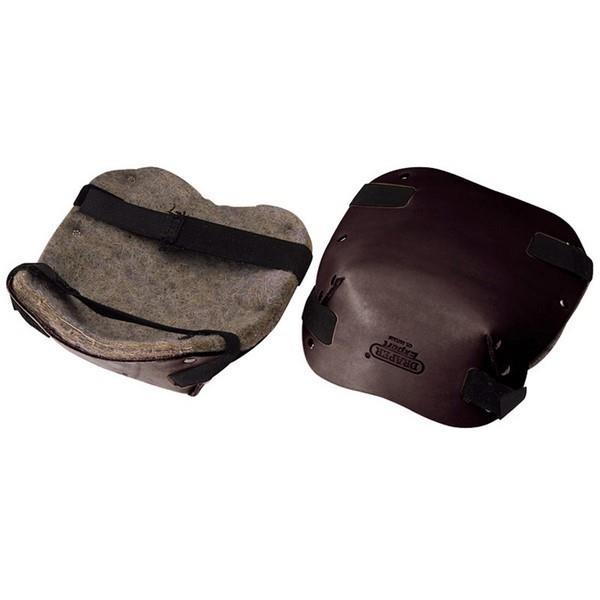 Draper Knee Pads - Top Grain Leather
