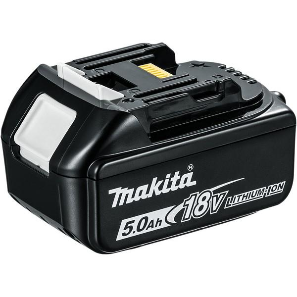 Makita 5.0Ah 18V Lithium Battery Bl1850 - 196673-6