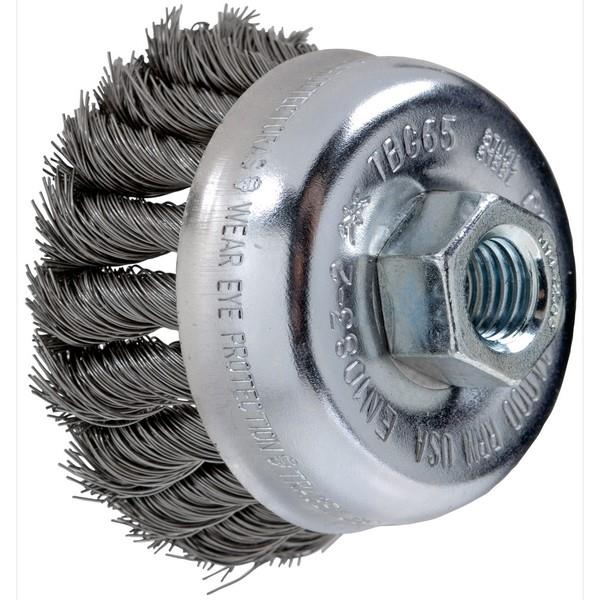 Pferd Twist Knot Wire Brush