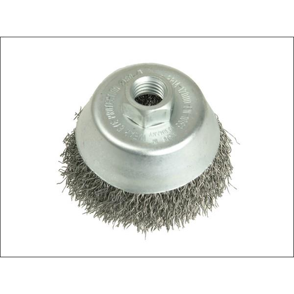 Lessmann Crimped Wire Brush