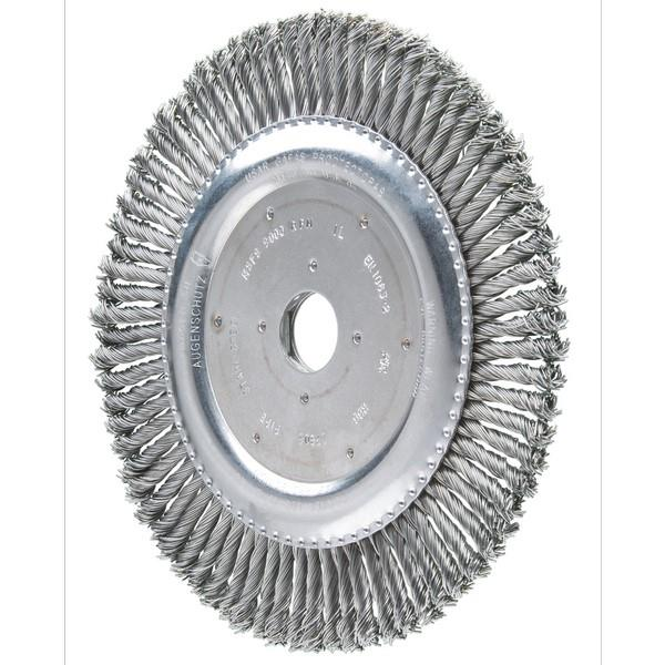 Pferd Twist Knot Pipeline Wheel Brush