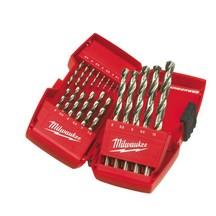 Milwaukee Thunderweb HSS-G Drillbit Set