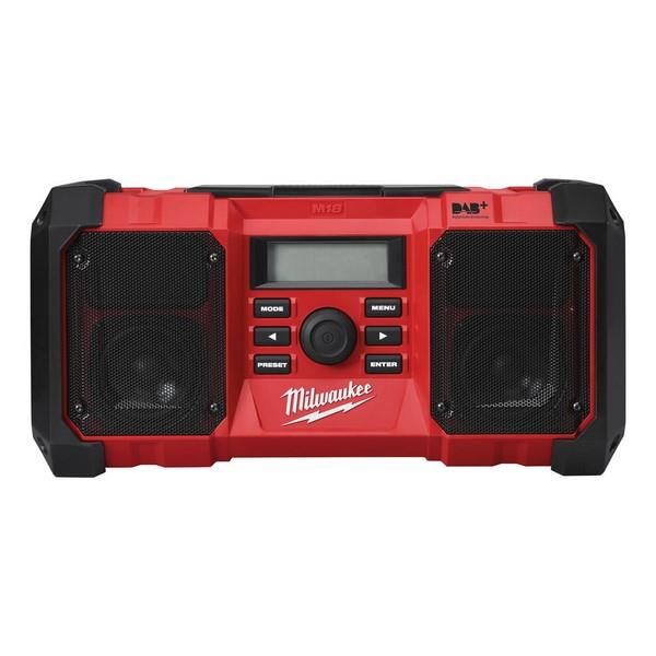 Milwaukee M18Jsrdab Dab Digital Jobsite Radio
