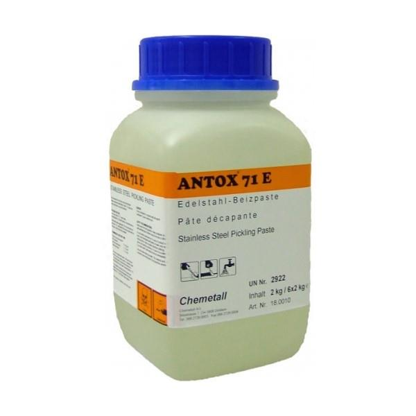 Antox 71E Plus Rapid Pickling Paste 2kg