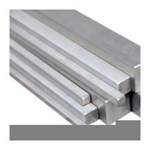 Bright Mild Steel Square EN8 Per Metre Metric
