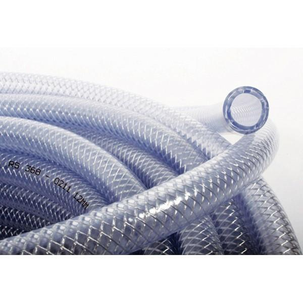 Copley CR0602 Clear Braided Hose