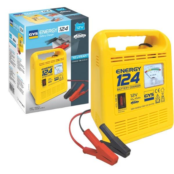 GYS 24939 Energy 124 DIY Battery Charger
