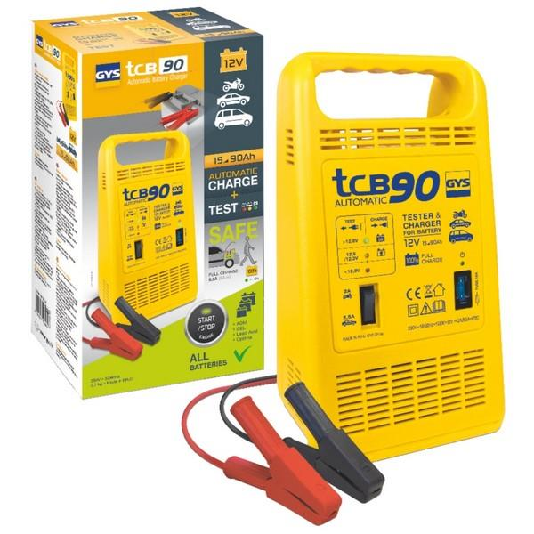 GYS 25141 TCB 90 Automatic Battery Charger