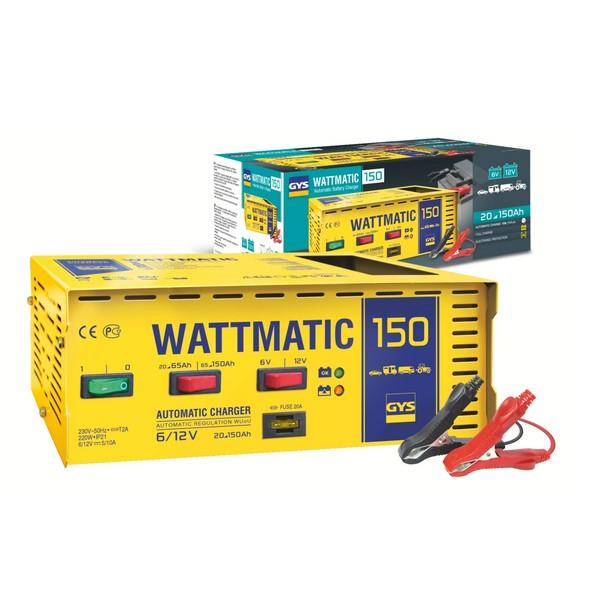 GYS 25356 Wattmatic 150 Automatic Battery Charger