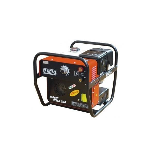 Mosa Magic Weld 200 Petrol Generator