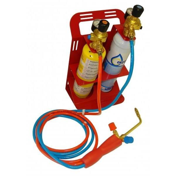 Oxyturbo Turbo Set 200 Portable Gas Welding