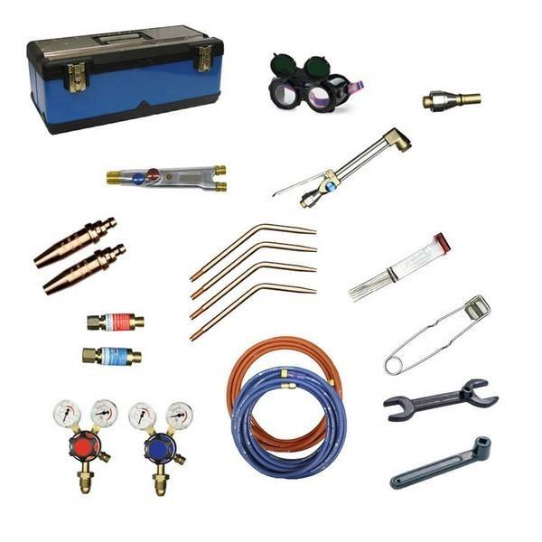 Oxyturbo T5WCS5 Type III Welding and Cutting Boxed Set