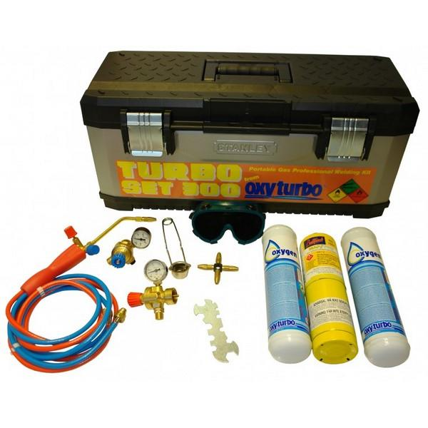 Oxyturbo Turbo Set Portable Gas Welding