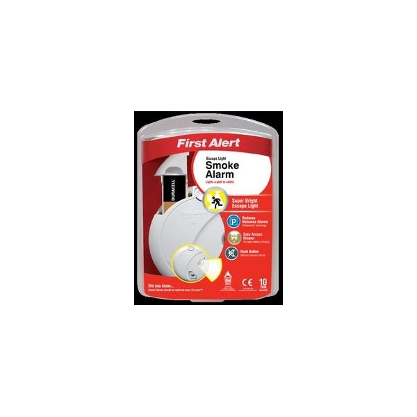 Smoke Alarm C/W Escape Light