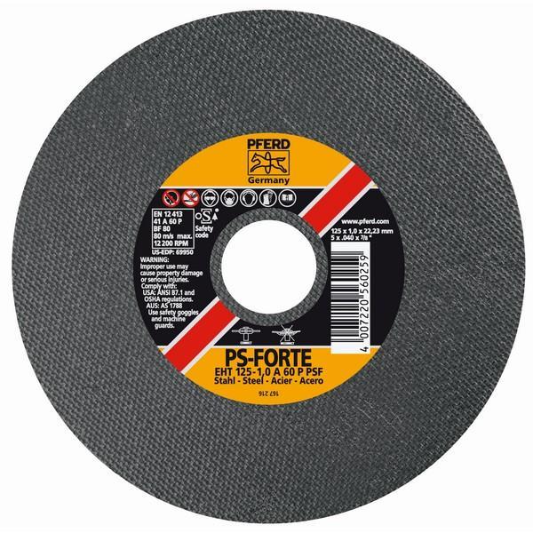 Pferd cutting disc metal flat thomas graham