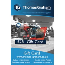 Thomas Graham £25 Gift Voucher
