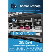 Thomas Graham £10 Gift Voucher