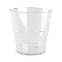 Plastic Wrapped Tumbler