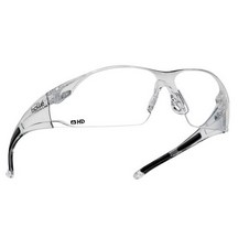 Bollé Rush Hd Safety Spectacles