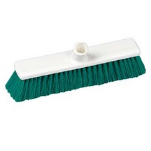 "Lightweight Colour Coded Brush Head Soft 27.5cm (10.8"")"