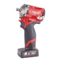 Milwaukee M12Fiw12-622X 12V Stubby 1/2In Impact Wrench