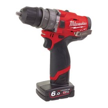 Milwaukee M12Fpdxkit-602X 12V 6 In 1 Combi Drill Kit