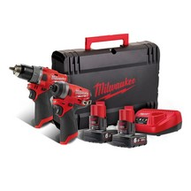 Milwaukee M12Fpp2A-602X 12V Fuel Twin Pack