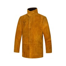 Panther Leather Welding Jacket