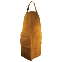 Panther Leather Welding Apron