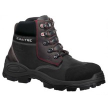Varadero Hiker Safety Boot Black
