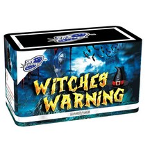 Witches Warning - 50 Shot Barrage (1.4G)