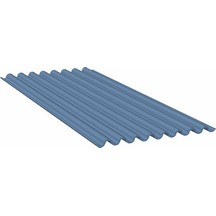 Galvanised Corrugated Sheets 8/3 24G