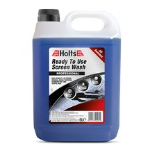 5L Screen Wash - Ready Mixed