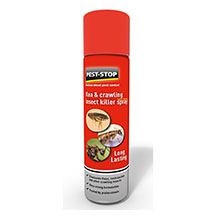 Pelsis Pest Stop Flea And Crawling Insect Areosol
