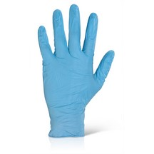 Beeswift Nitrile Powder Free Gloves