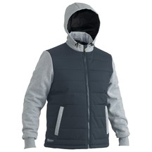 Bisley Flex & Move Hooded Puffer Jacket