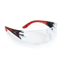 Riley Stream Clear Safety Glasses
